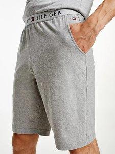 Jersey short tommy grijs